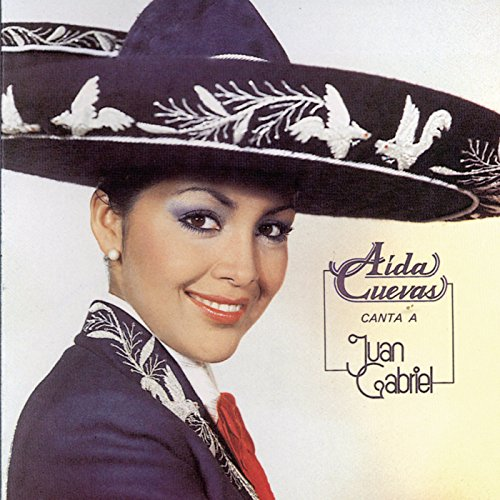 ... Aida Cuevas Canta A Juan Gabriel