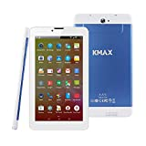 ECVILLA KMAX 7 Inch 3G Android Tablet (Quad-core) IPS Display, 16GB, Dual Cameras, WiFi
