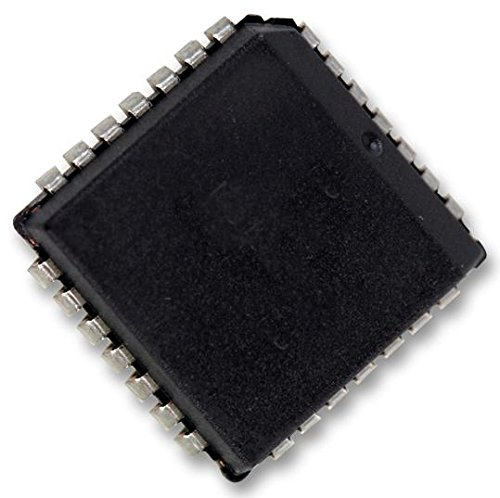 ICM7218CIQI+ - Display Driver, LCD 8 Digits, 7 Segments, 4V to 6V Supply, Parallel Interface, PLCC-28 (Pack of 2) (ICM7218CIQI+)