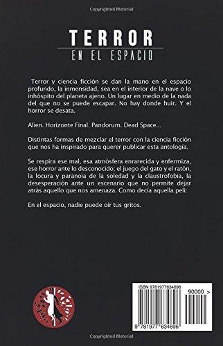 Terror en el espacio (Spanish Edition): La Pastilla Roja Ediciones, Nestor Allende, Israel Alonso, Daniel Gambero, Juan Gonzalez Mesa, Raul Ansola, ...