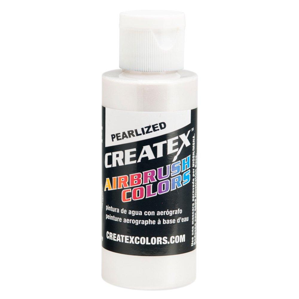 1 Gal. of Createx Pearl White Pearlized #5310 CREATEX AIRBRUSH COLORS Hobby Craft Art PAINT