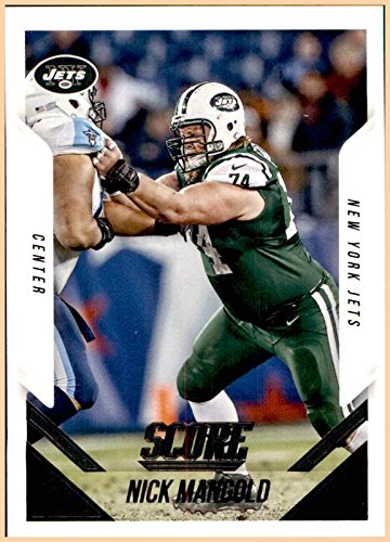 2015 Score #8 Nick Mangold NEW YORK -