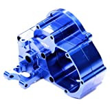 (US) Integy RC Model Hop-ups T8098BLUE Evolution Alloy HD Gearbox for 1/10 Slash 2WD, Electric Stampede 2WD and Rustler