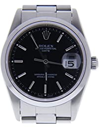 Date Automatic-self-Wind Male Watch 15200 (Certified Pre-Owned)