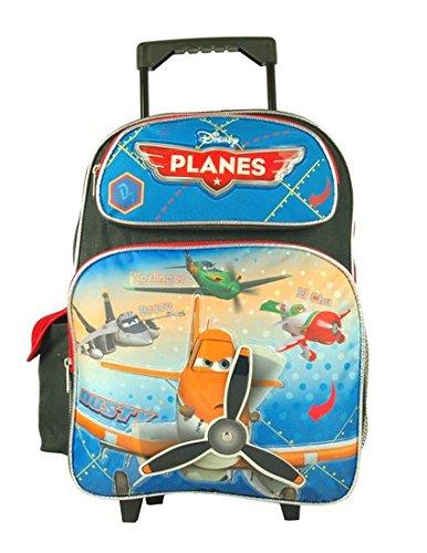 Disney Planes Large Rolling Backpack
