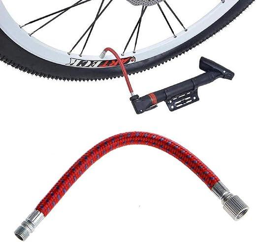 huiouer - Adaptador de Manguera para Bomba de Bicicleta, válvula ...