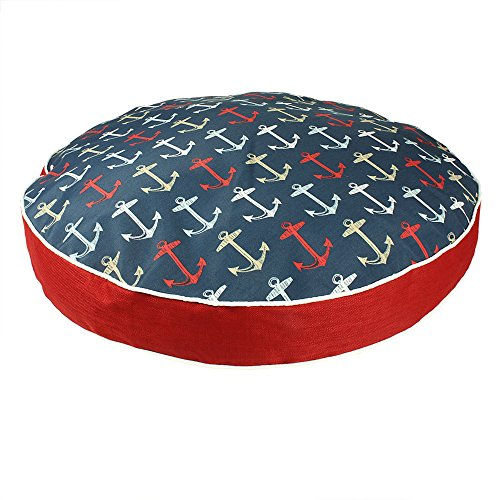 Snoozer Pool and Patio Round Pet Bed
