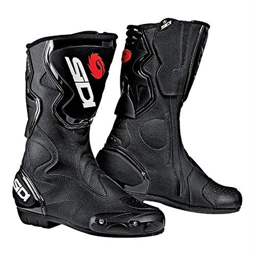 Sidi Fusion Race Boots–Nero Nero