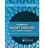 img - for Cambridge IGCSE English as a Second Language Student Book (Collins IGCSE English as a Second Language) (Paperback) - Common book / textbook / text book