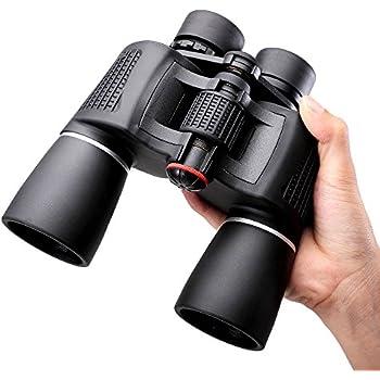 Amazon Com Nocoex 10x50 Adults Compact Binoculars Super
