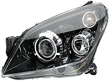 f/ür Fahrzeuge mit Kurvenlicht Rechts HELLA 1ZS 008 710-321 Halogen Hauptscheinwerfer mit Stellmotor f/ür LWR