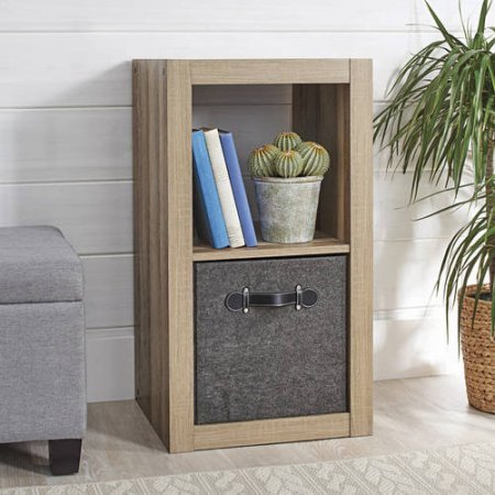Better Homes and Gardens 2-Cube Organizer (Weathered) from Better Homes & Gardens