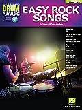 Easy Rock Songs: Drum Play-Along Volume 42