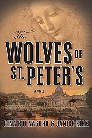 book cover of The Wolves Of St. Peters