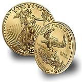 2020 1/4 oz Gold American Eagle (w/Box & COA) By
