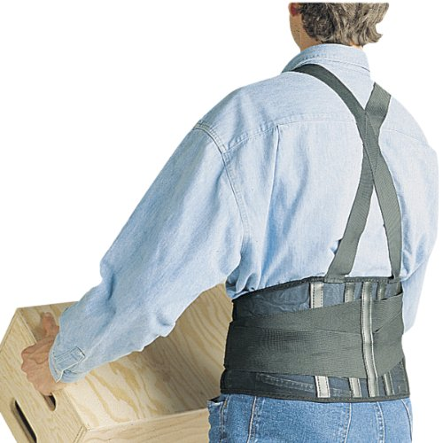 SAS Safety 7165 54-58 Inch Deluxe Back Support Belt, XX-Large by SAS Safety (Image #2)
