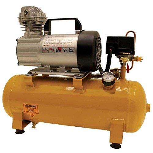 Air Compressor, 0.75 HP, 12VDCV, 120 psi