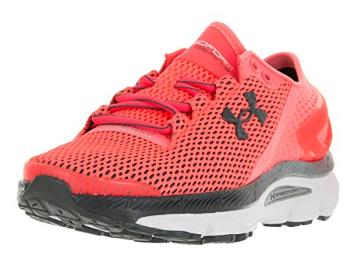 Under Armour Womens UA Speedform Gemini 2.1 Running Shoes Brilliance/White/Stealth Gray