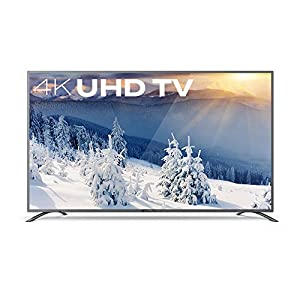 Furrion FEUS86F1A-GS 86-Inch 4K Ultra HD LED TV, Stainless Steel (2017 Model)