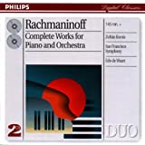 Rachmaninoff: Complete Works For Piano And Orchestra