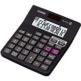Casio MJ-12DA Desktop Calculator, Black