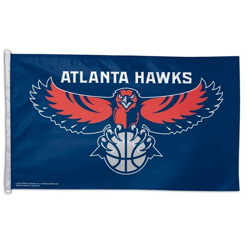 Atlanta Hawks Official NBA 3ftx5ft Banner Flag by Wincraft