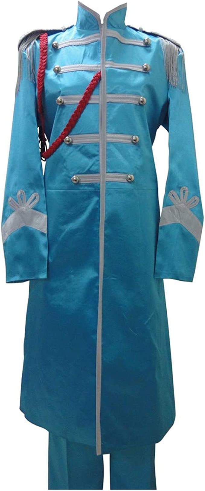 Amazon Com Lvcos Sgt Pepper S Lonely Hearts Club Band Paul Mccartney Costume Clothing