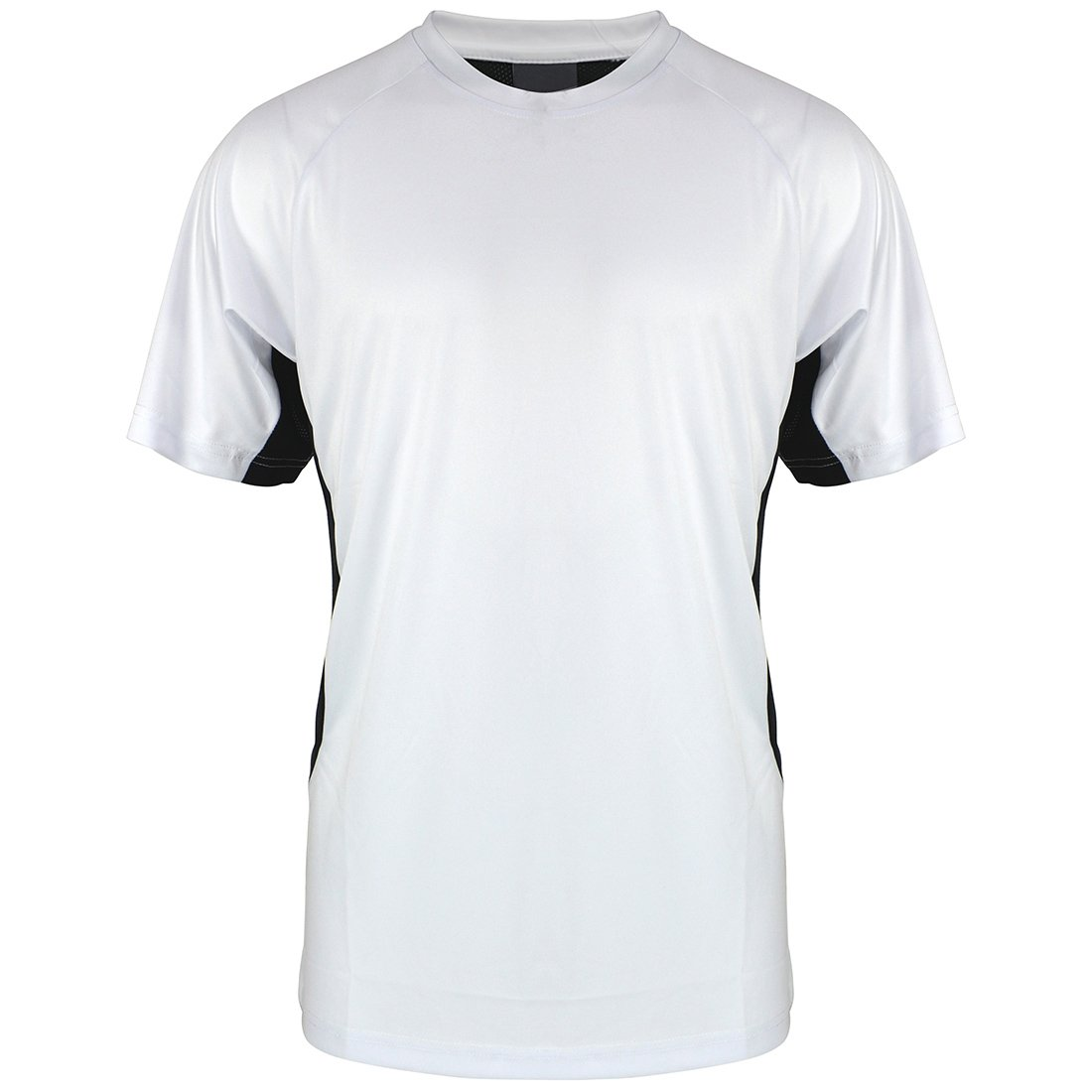 Gary Com Summer Sports T Shirts for Men Short Sleeve Gym Running Crew Neck Casual Youth Tee Workout T-Shirt Top