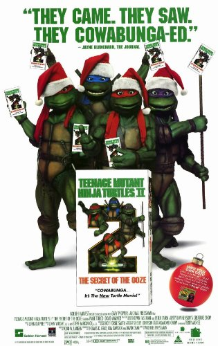 Teenage Mutant Ninja Turtles 2: el secreto del cartel de la ...