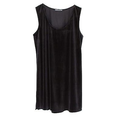 6ef2a29ba8efda Lounge The Label Womens Tunic Jade Velvet Black - Short Sleeve Top ...
