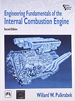 Engineering Fundamentals Of The Internal Combustion Engine Mobi Download Book