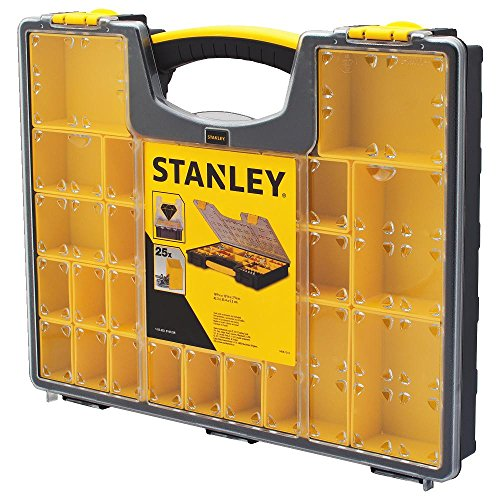076174942026 - Stanley 014725 25-Removable Compartment Professional Organizer carousel main 1