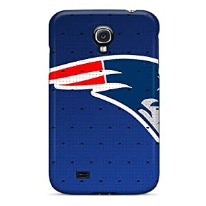 Pretty CTd246aaSc Galaxy S4 Case Cover/ New England Patriots Series High Quality Case