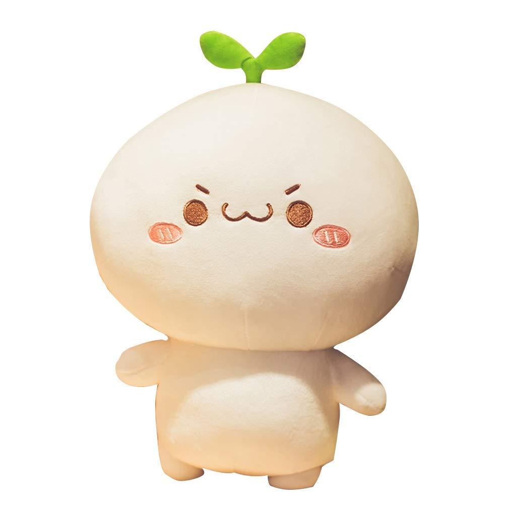Dolls Nesting Cute Yan Tuan Plush Toy Girl Birthday Gift Children's Day Gift Send Girlfriend Cute Grass (Edition : #1, Size : 65CM) by Dolls