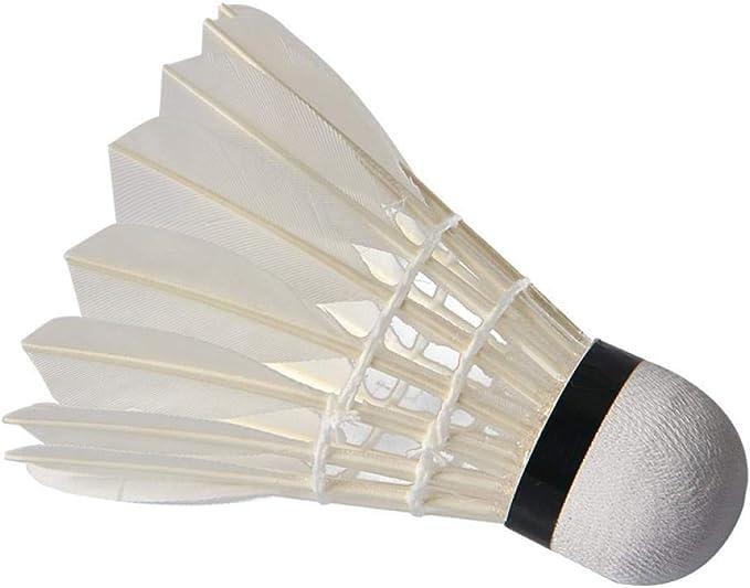 Speedminton Speeder Big Tube Match 20pcs Volante para Jugar Adultos Unisex Amarillo 40