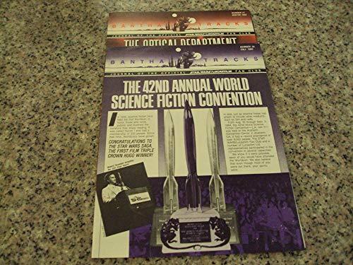 2 Iss Bantha Tracks Star Wars Fan Club #26-27 1984 Optical Department