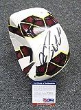 32314 Cristiano Ronaldo Signed NIKE Soccer Ball AUTO Autograph COA - PSA/DNA Certified - Autographed Soccer Balls