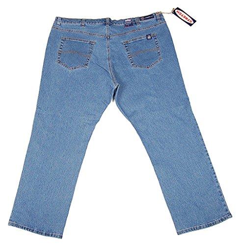 KAM Herren Jeanshose blau XXXX-Large