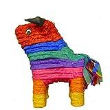Fiesta Rainbow Bull Pinata