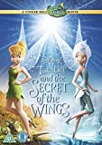 Tinker Bell and the Secret of the Wings [Region 2 DVD + Yummy Gummy Candy Bag)