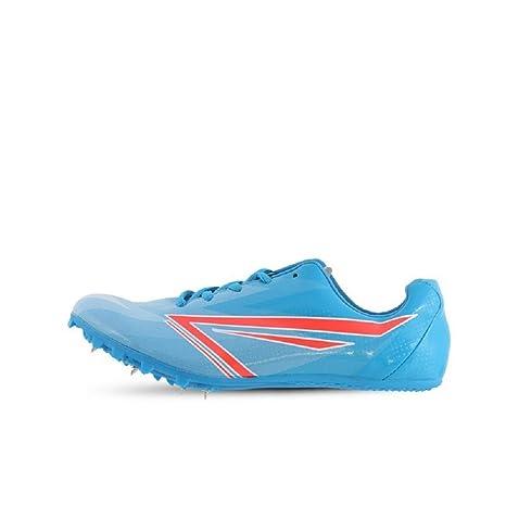 DDSHYNC Zapatillas de Clavo para Atletismo - Zapatillas de Carrera ...