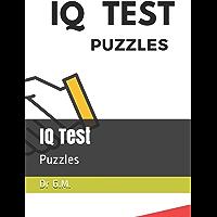 IQ Test: Puzzles (English Edition)