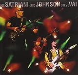 Joe Satriani: G3-Live in Concert (Audio CD)