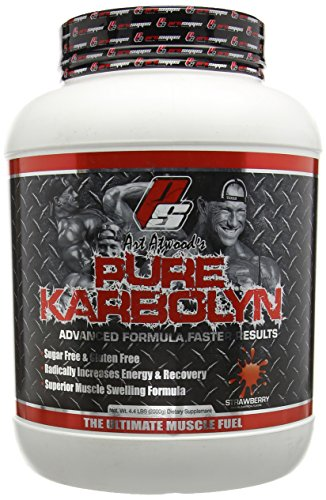 4.4 Lb Strawberry (PRO SUPPS Pure Karbolyn Dietary Supplement, Strawberry, 4.4)