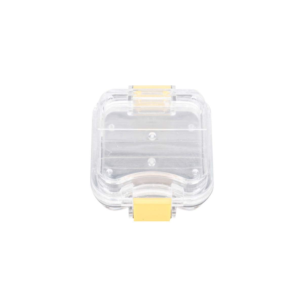 TJIRIS Transparent Membrane Box Teeth Crown Box Denture Rentain Case 1000 Pieces
