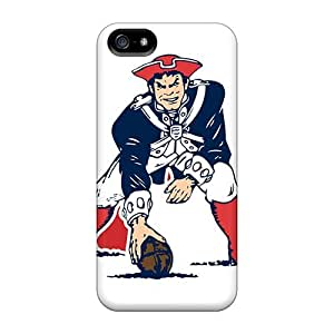 Cute High Quality Iphone 5/5s New England Patriots Cases