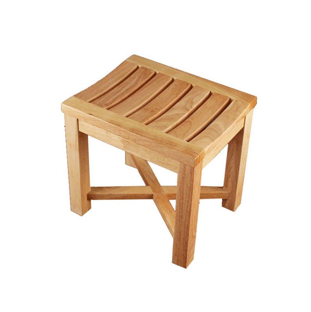 スーパーセール期間限定 バットルームソリッドウッド防水滑り止め安全安定コンフォートバスチェアチェンジシューズスツール高齢者 B07FNL295M/障害者/妊娠中のバススツール曲面の椅子最大。 250kg 250kg (色 : : B) B B07FNL295M, インターナショナルモードGOSH:ba6e285f --- ciadaterra.com