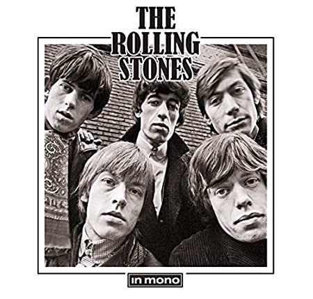 ROLLING STONES IN MONO CD, Import