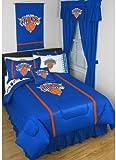 NBA New York Knicks MVP Queen Comforter Set