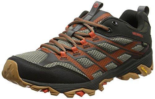 Merrell Herren Moab Fst GTX Trekking-& Wanderhalbschuhe Mehrfarben (Vertiver)